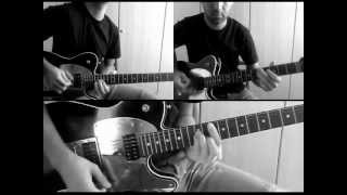 Joe Satriani  Chords Of Life Guitar Cover By Bojan Tomic