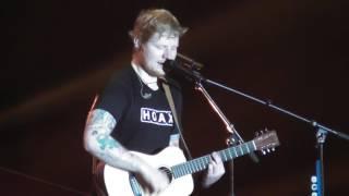 Ed Sheeran  Barcelona  Barcelona