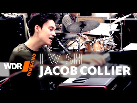 WDR Big Band feat. Jacob Collier I wish Rehearsal WDR