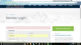 How can you earn $1- $10 in a day by Trafficmonsoon- ( Bangla Tutorial)