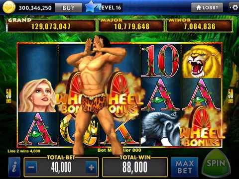 Xxx Mp4 TARZAN THE APE MAN Video Slot Casino Game With A WHEEL AND FREE SPIN BONUS 3gp Sex
