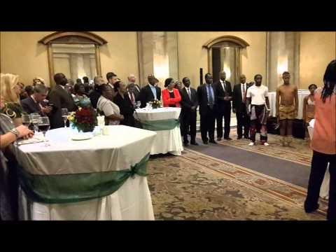 Namibia's Jubilee Celebration