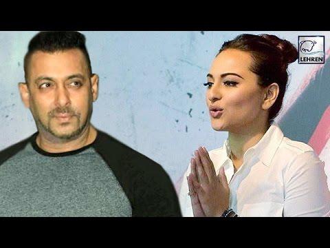 Sonakshi Sinha DESPERATE For Salman Khan  | Lehren TV