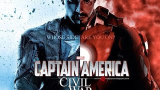 Captain America: Civil War - Trailer italiano HD