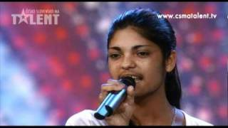 Sabrosa | Česko Slovensko má talent 2010