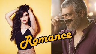 Ajith's Romance With Bollywood Actress | Ajith | Siva | New Movie - entertamil.com