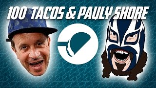 Crazy Uber Ride with Masked Driver: 100 Tacos & Pauly Shore