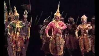 The Royal Khon of Thailand,PROMMASscene 4