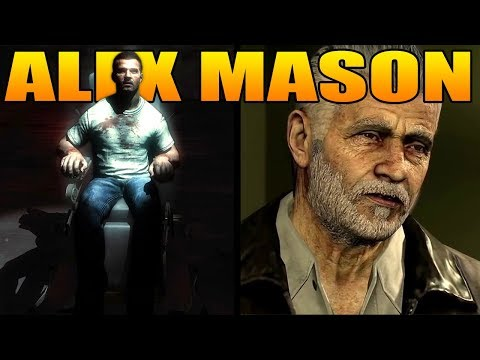 The Full Story of Alex Mason Black Ops Story