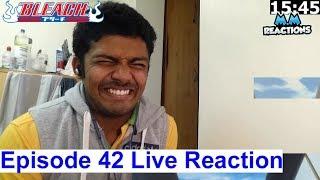 Master of Flash Steps!!!  - Bleach Anime Episode 42 Live Reaction