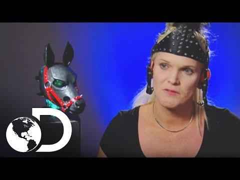 La mujer caballo Forbbiden l Discovery Channel