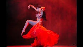 Belly dancer : Yulianna Voronina bellydance الرقص الشرقي