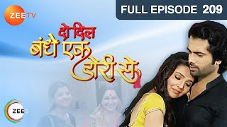 Do Dil Bandhe Ek Dori Se - Episode 209 - May 27, 2014