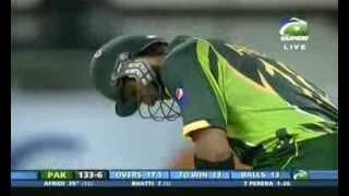 Pakistan vs Sri Lanka 1st T20 11 December 2013 part 5