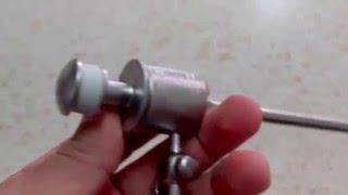 Trocar 5mm con Proteccion Germany Medical