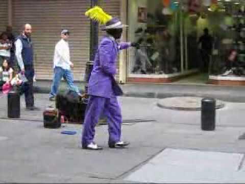 Pachuco. Baile de Pachuco