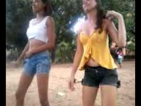 Beatriz e Ronielma As Fankeiras