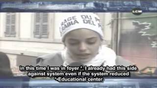 Keny Arkana interview LCM quartiers libres 2006/2007 With english subtitles