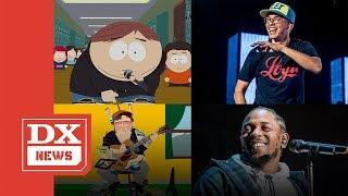 South Park Demonstrates Hip Hop's Pop Relevance With Kendrick Lamar & Logic Parodies