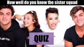 How Well Do You Know The Sister Squad (QUIZ)