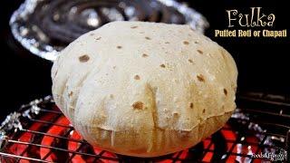How to Make Roti, Phulka, Chapati Recipe on Electric Stove, Tawa   Make puffed Roti, Chapati in USA