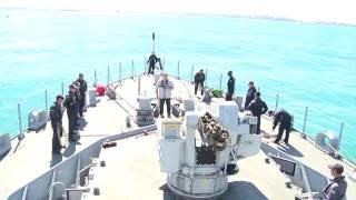 Verdade e Informação - Navio Araguari - Marinha do Brasil