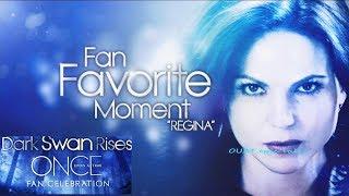 Once Upon A Time  Favorite Regina Moment Season 5 Fan Celebration Special