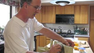 Slicing Cheese on a Meat Slicer/ Grocery Savings on Dairy Products