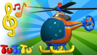 TuTiTu Toys and Songs for Children | Helicopter