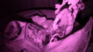 SVP T718 FULL SPECTRUM HD ghost hunting video camera