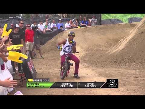 2011 Dew Tour RD2 BMX Dirt Final Part 3