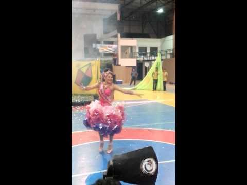 Cielly Mangabeira Roraima 1ª Princesa do III Nacional de Rainhas Juninas da Confebraq