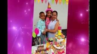 The Sweetliss y Vidio Productions Presentan:Cumpleaños Bianca Páez