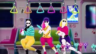 Just Dance: Tiago leonardo Versões - Chantagem (versão2 )(Shakira - Chantaje)