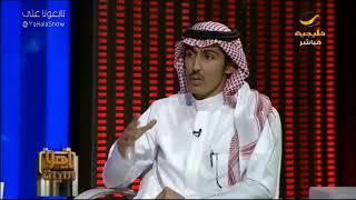 الشاعر محمد السكران يمدح الإمارات ويجلد قطر وخلايا عزمي بشارة بقصيدة محرقة في ياهلا الليلة