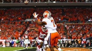 Mike Williams NFL Draft Hype Video | CampusInsiders
