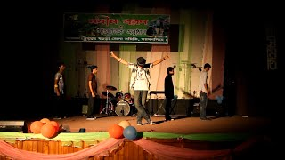 Stage Performance BANG 04  ! Sparking Dancers of Bangladesh Agricultural University (BAU)