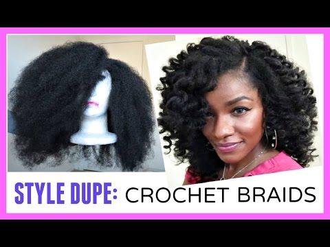 Crochet Braids Alternative Marley Hair Wig In 30 Minutes Vidlyxyz