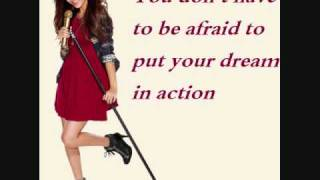 Victoria Justice - Make it shine (Full with Lyrics on screen!) Opening of VicTORIous