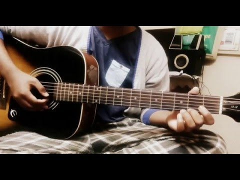 Guitar Tutorial (Main Riff)    Tajdar-e-Haram - Atif Aslam (Coke Studio Pakistan, Season 8)