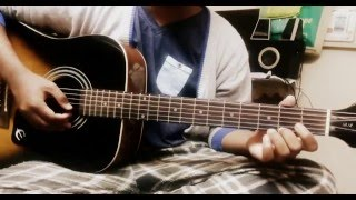 Guitar Tutorial (Main Riff) || Tajdar-e-Haram - Atif Aslam (Coke Studio Pakistan, Season 8)