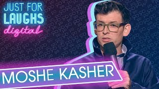 Moshe Kasher - Grandma Can Take A Dick