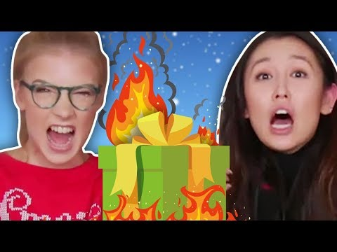 Download THE WORST CHRISTMAS PRESENTS EVER (The Show w/ No Name) HD Mp4 3GP Video and MP3