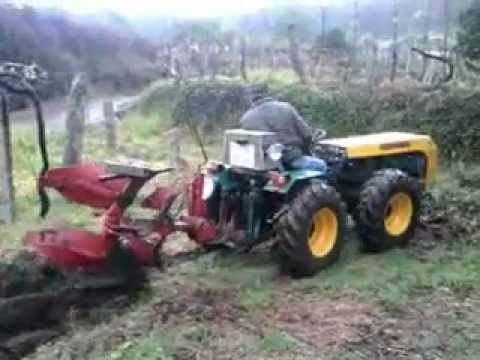 Tractor BJR F4200 Arando