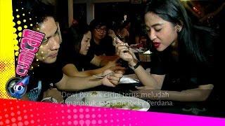 Dewi Perssik Meludah Dimangkuk Sop Ricky Perdana - Cumicam 24 Juni 2015