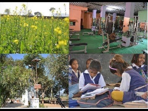 Jalalpur Village success story(near Gwalior)(Hindi documentary)
