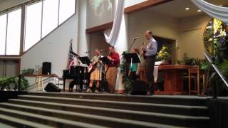The Scars In His Hands - Discovery UMC Band