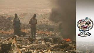 How Europe's Waste is Poisoning Ghanaian Children