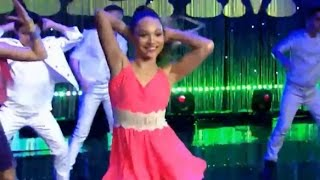 The Dance Moms Girls Dance With Todrick Hall
