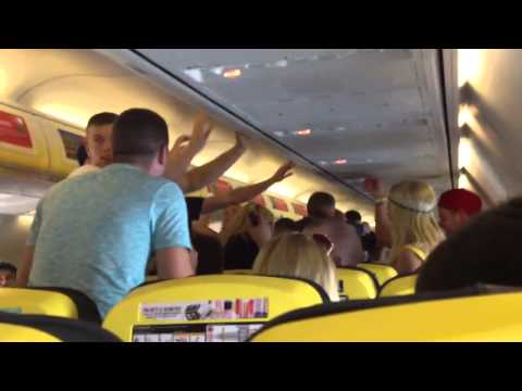 Flight to Ibiza - Madness